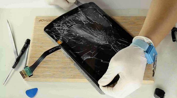 Экран своими руками ремонт