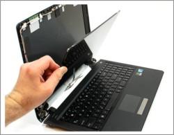 поломка ноутбука
