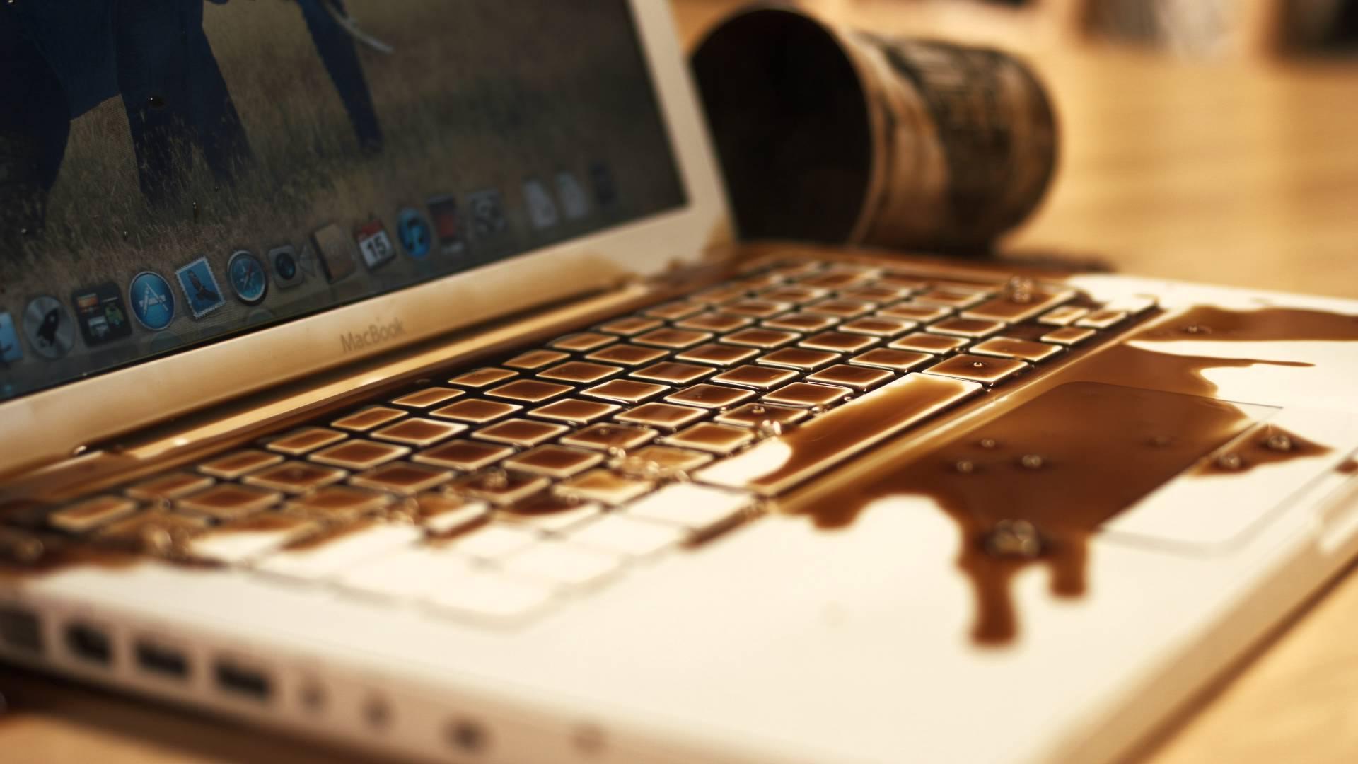 Срочный ремонт залитого ноутбука