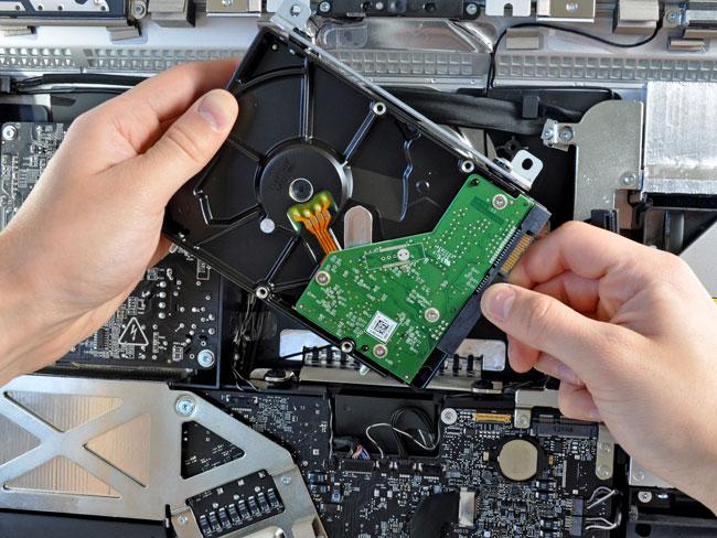 Как правильно обращаться с жестким диском