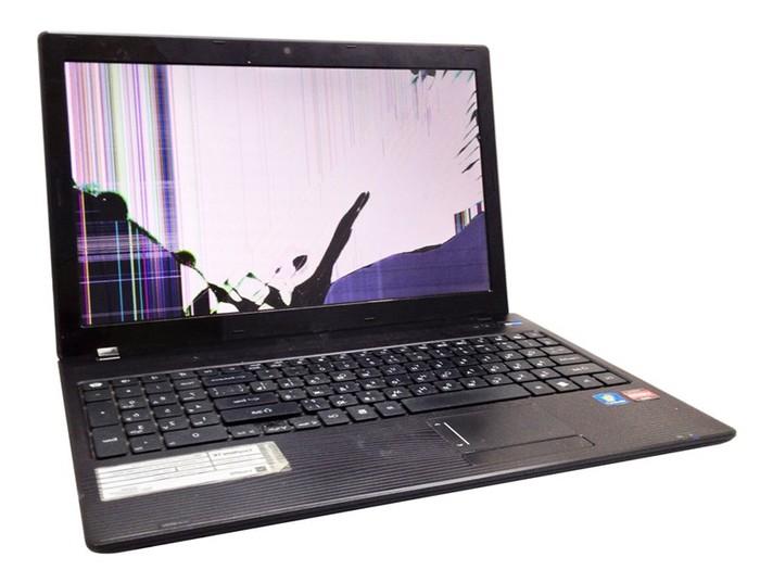Диагностика неисправности и ремонт шлейфа ноутбука