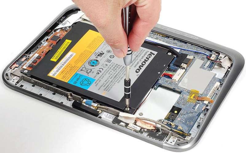 Ремонт планшетов и ноутбуков в сервисном центре