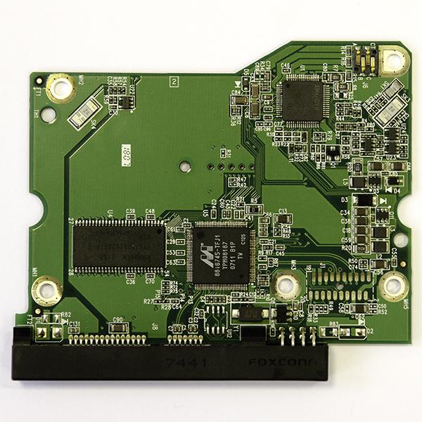 Восстановление логики и электроники жестких дисков