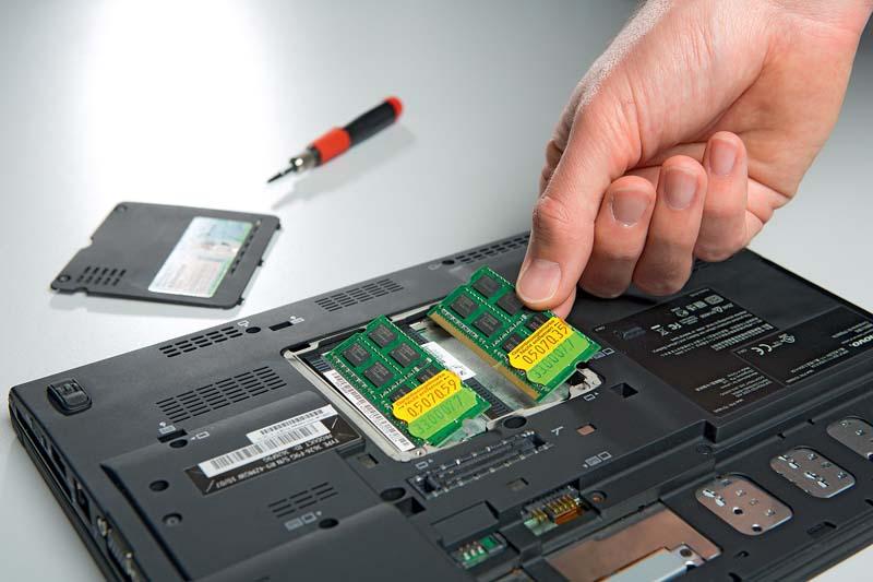 Усовершенствование ноутбука или как оставаться в тренде