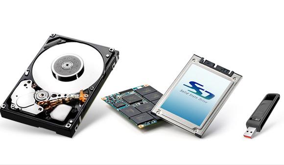 Восстановление информации с HDD/RAID/Flash/SSDа